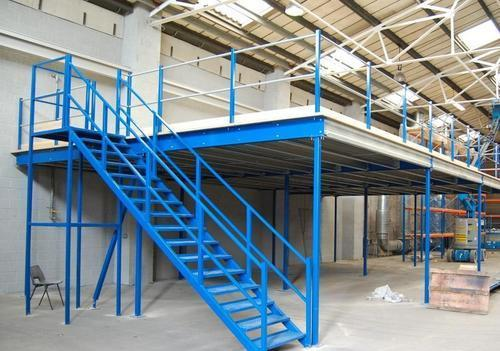 Mezzanine Floor Top Wood