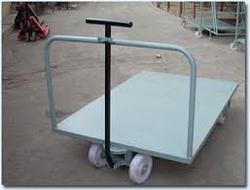 Platform Trolley for Railway Workshop